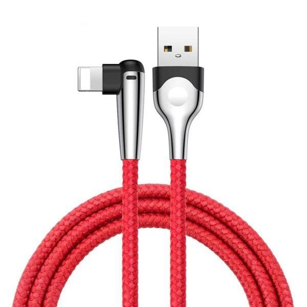 کابل تبدیل USB به لایتنینگ 1 متری بیسوس CALMVP-D09