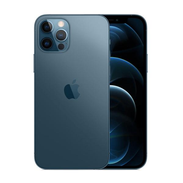 گوشی موبایل اپل مدل iPhone 12 Pro ZAA دو سیم کارت ظرفیت 256 گیگابایت و 6 گیگابایت رم / Blue
