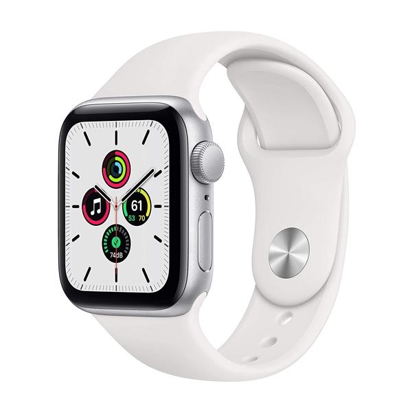 ساعت هوشمند اپل واچ سری SE مدل 40mm Aluminum Case / (نقره ای - Silver)
