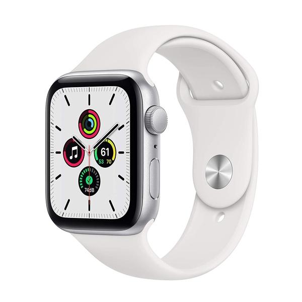 ساعت هوشمند اپل واچ سری SE مدل 44mm Aluminum Case / (نقره ای - Silver)