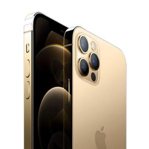 گوشی موبایل اپل مدل iPhone 12 Pro A2408 دو سیم کارت ظرفیت 128 گیگابایت / طلایی