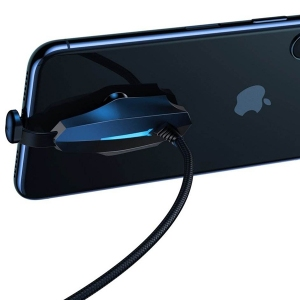 کابل تبدیل USB به لایتنینگ 2 متری بیسوس CALXA-B01