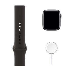 ساعت هوشمند اپل واچ سری SE مدل 40mm Aluminum Case / (مشکی - Black)