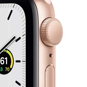 ساعت هوشمند اپل واچ سری SE مدل 40mm Aluminum Case / (طلایی - Gold)
