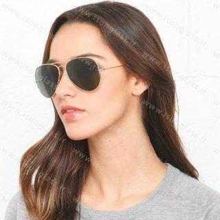 عینک ریبن خلبانی 3025 rayban مشکی