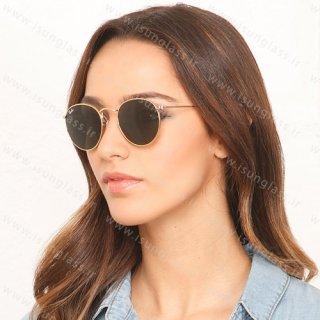 عینک ریبن مدل گرد گالیله rayban