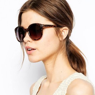 عینک آفتابی Warehouse Oversized Preppy