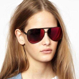 عینک آفتابی Le Specs Thunderbird Mirrored