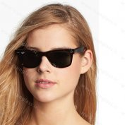 عینک آفتابی ریبن ویفری rayban 2140