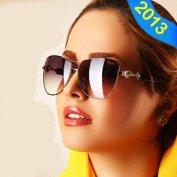 عینک آفتابی زنانه dior مدل 7008