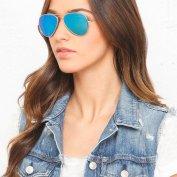 خرید عینک شیشه آبی