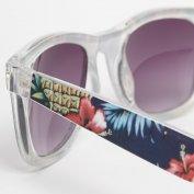 فروش عینک آفتابی ویفری طرح دار ASOS Wayfarer with Floral Print