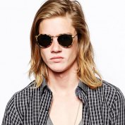 عینک آفتابی گرد Jeepers Peepers Casper Round