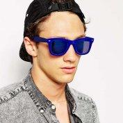 عینک آفتابی ویفری ASOS Velvet Wayfarer