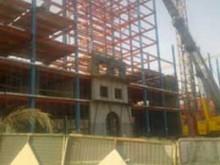 پروژه هتل کربلا