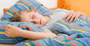 اهمیت و میزان خواب کودکان