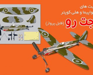 هواپیما لایون ملخ دار(جنگنده)