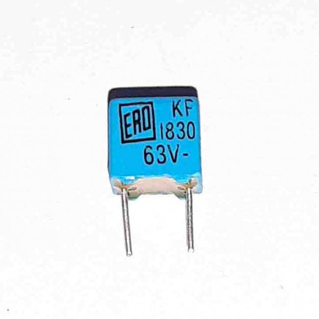 خازن ام کا پی MKP 10nF 63V ±5%