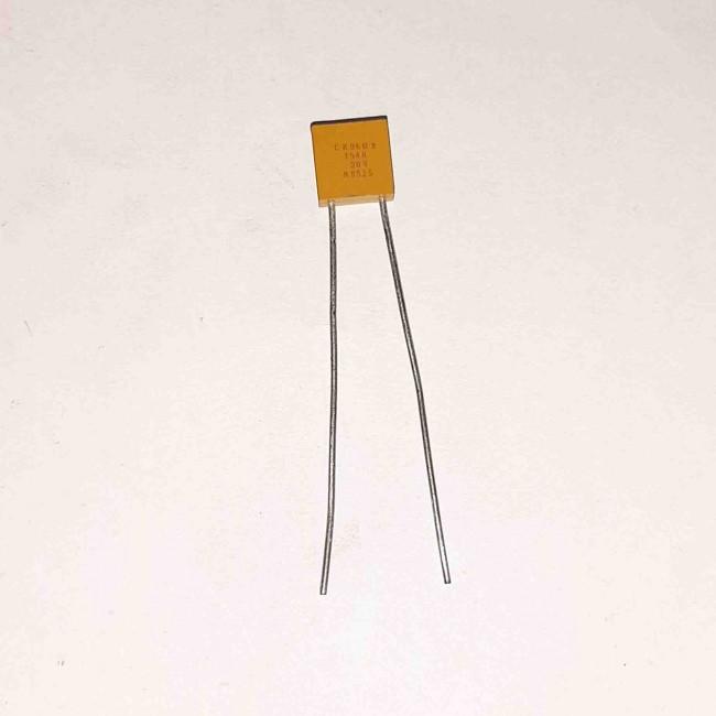 خازن مولتی لیر مستطیلی 150nF 50V ±10%