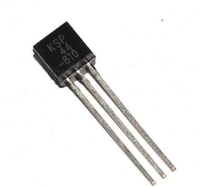 ترانزیستور NPN Transistor ،KSP44 (بسته 5 عددی)
