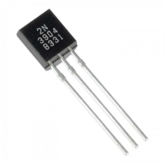 ترانزیستور NPN Transisor ،2N3904 (بسته 5 عددی)