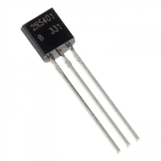 ترانزیستور PNP Transistor ،2N5401 (بسته 5 عددی)