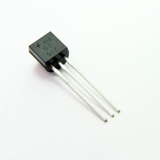 ترانزیستور دارلینگتون NPN Darlington Transistor ،BC517