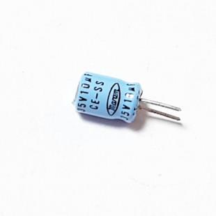 خازن 10 میکروفاراد 35 ولت (10 عدد)