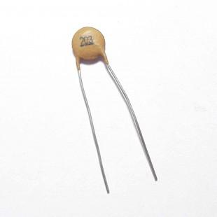خازن  عدسی سرامیکی 20nF 50V (بسته 10 عددی)