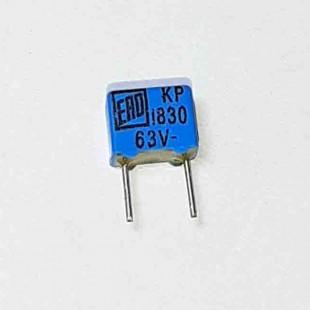 خازن ام کا پی MKP 3.3nF 63V ±5%