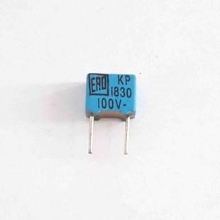 خازن ام کا پی MKP 220pF 100V ±10%