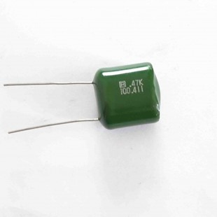 خازن پلی استر 47nF 100V ±10% (بسته 10 عددی)