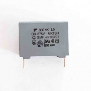 خازن ام کا پی MKP 330nF 275V ±10%