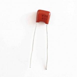 خازن پلی استر%5 ± 4.7nF 50V  (بسته 10 عددی)