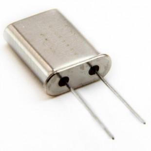 کریستال 14.7456MHZ پایه دار، بسته بندی HC-49U
