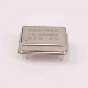کریستال اسیلاتور  19.440MHZ پایه دار مستطیلی، بسته بندی DIP14
