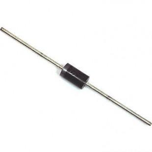 دیود شاتکی 3 آمپر 40 ولت، SB340 بسته بندی DO-27 (بسته 10 عددی)