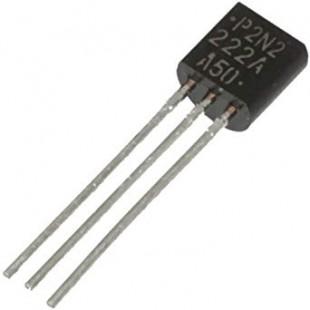 ترانزیستور NPN Transistor ،PN2222 (بسته 5 عددی)