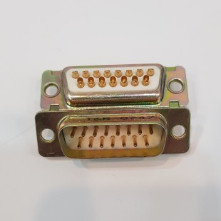 کانکتور DB-15 نری رو پنلی, DB-15 male panel mount Connector