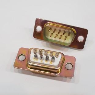 کانکتور DB-9 نری رو پنلی, DB-9 male panel mount connector