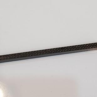 پین هدر 1x14 مادگی صاف 2.54 میلیمتر. Pin header 1x14 Female Straight 2.54mm Pitch