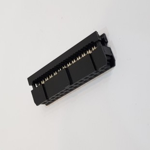 کانکتور آی دی سی 2x14 مادگی 2.54 میلیمتر،, IDC Connector, 2x14, Female 2.54mm Pitch