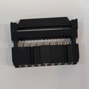 کانکتور آی دی سی 2x10 مادگی 2.54 میلیمتر، IDC Connector, 2x10, Female 2.54mm Pitch