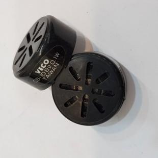بلندگوی 8 اهم 0.1 وات 23 میلیمتر با شدت صوت بالا، High SPL Speaker 8 ohm 0.1 watt 23mm