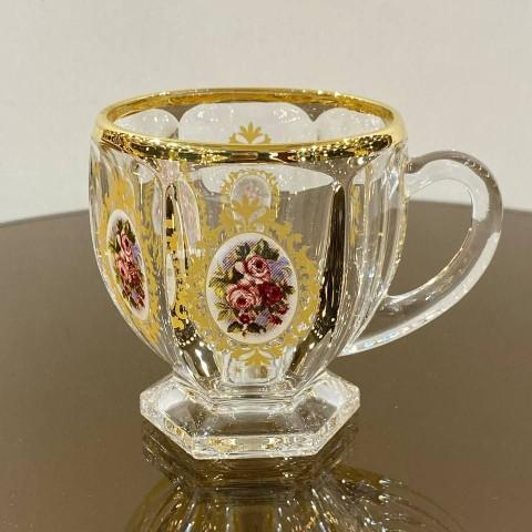 فنجان چای خوری طرح پرنسس