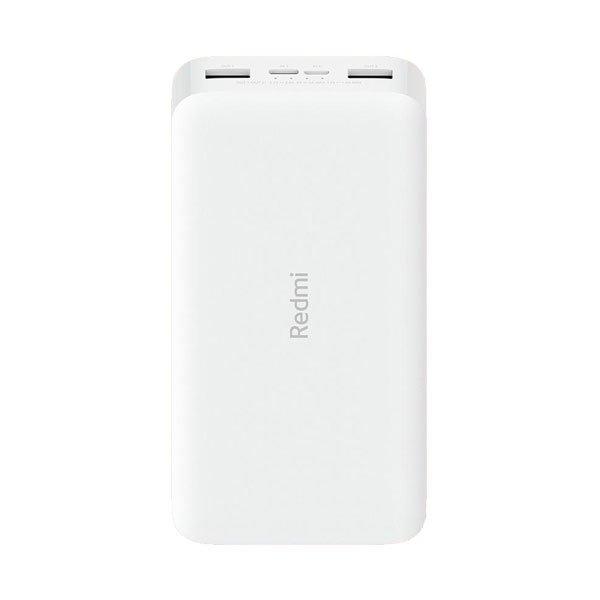 شارژر همراه شیائومی مدل Xiaomi Redmi PB200LZM با ظرفیت 20000 میلی آمپر