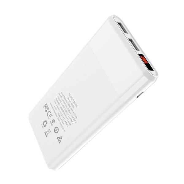 شارژر همراه هوکو مدل B35C ظرفیت 12000میلی آمپر ساعت