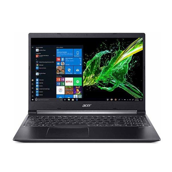 لپ تاپ ایسر مدل Aspire 7 A715 i7 9750H 8GB 1TB+256SSD 4GB