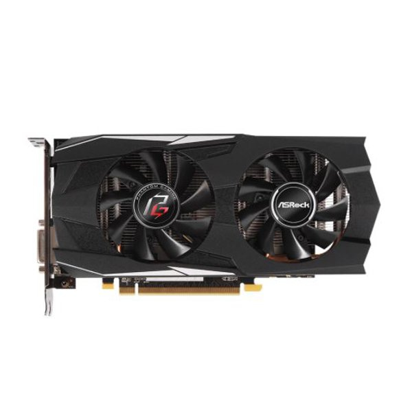 کارت گرافیک Asrock مدل Phantom Gaming D Radeon RX570 4G