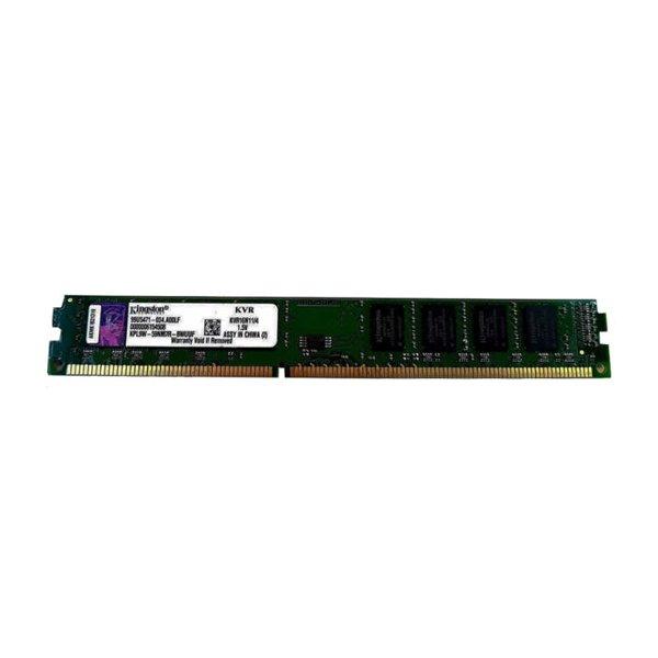 حافظه رم دسکتاپ کینگستون مدل KVR16N11/4 PC3-12800 CL11 4GB DDR3 1600Mhz